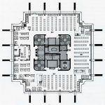 Geisel Kütüphanesi - William Pereira plan