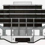 Geisel Kütüphanesi - William Pereira görünüş