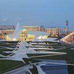 Haydar Aliyev Kültür Merkezi - Zaha Hadid