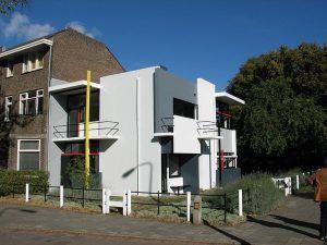 Rietveld Schröder Evi / Gerrit Rietveld