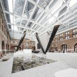 Antwerp Liman Evi - Zaha Hadid