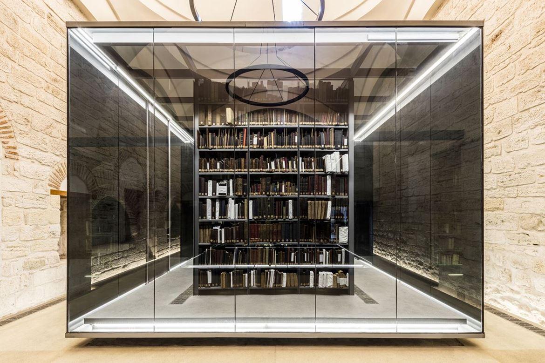 Beyazıt Devlet Kütüphanesi - Tabanlıoğlu Mimarlık