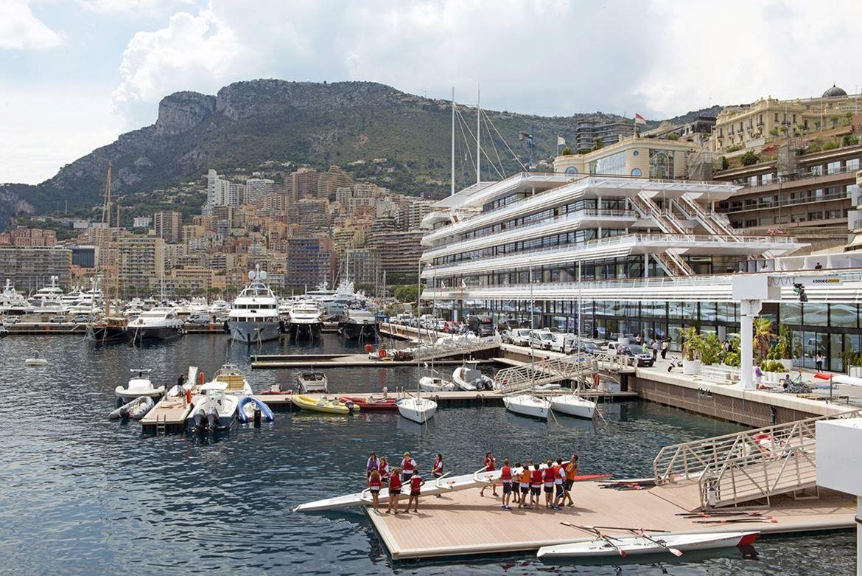 Monaco Yat Kulübü - Foster+Partners