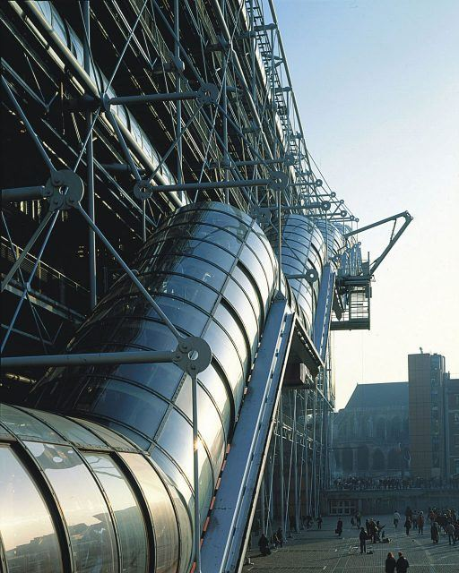 Centre Pompidou - RPBW