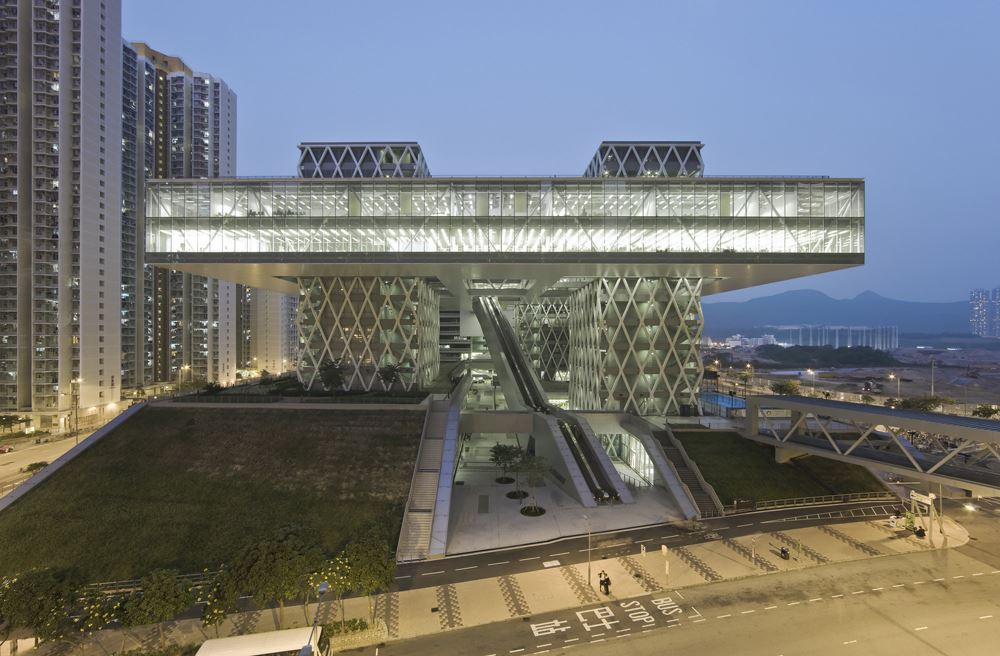 Hong Kong Tasarım Enstitüsü - CAAU