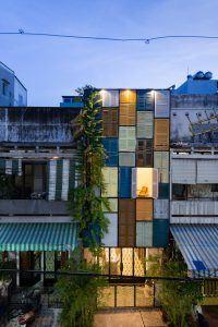 Vegan Evi / Block Architects