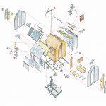 Diogene / Renzo Piano Diyagram