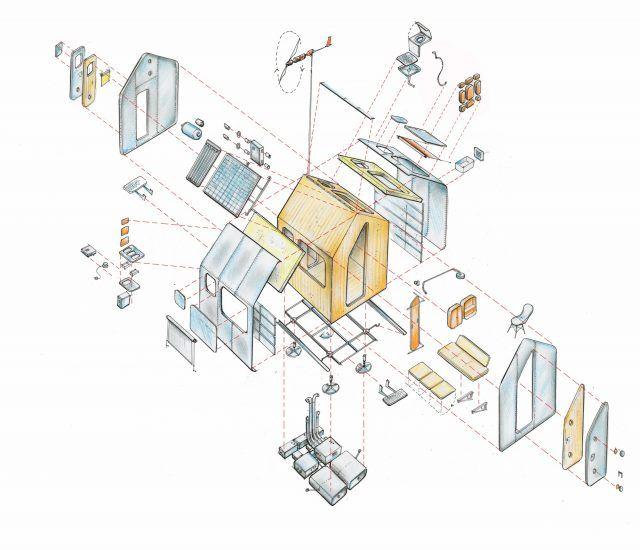 Diogene Vitra Kampüs Renzo Piano