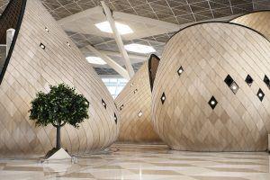 Haydar Aliyev Uluslarası Havalimanı / Autoban