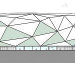 Konya Şehir Stadyumu / Bahadır Kul Görünüş