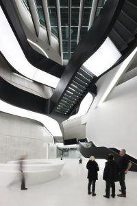 MAXXI Müzesi / Zaha Hadid