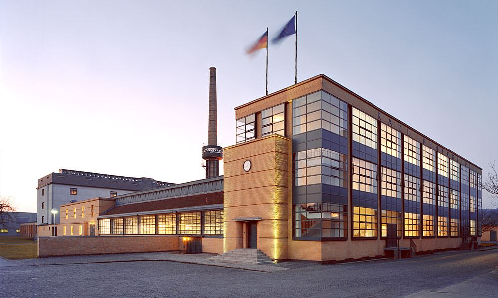 Fagus Fabrikası / Walter Gropius