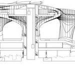 Metropol Parasol / Jürgen Mayer H. Architects Kesit