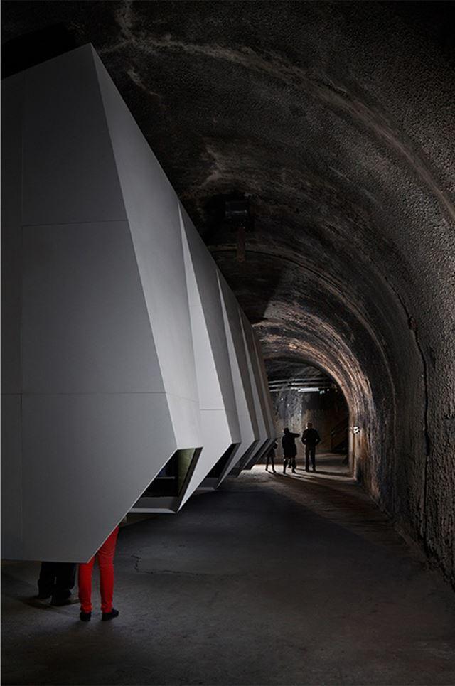 C-Mine Expeditie - NU Architectuuratelier