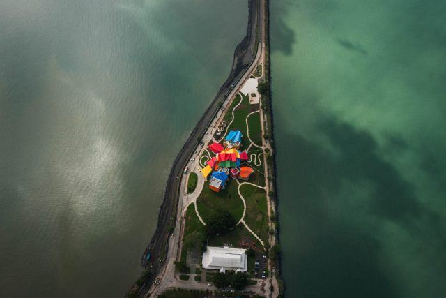 Biomuseo / Frank Gehry (Gehry Partners) - Arkitektuel