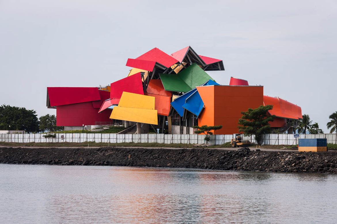 Biomuseo / Frank Gehry