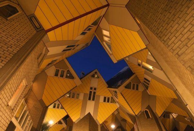 Küp Evler / Piet Blom