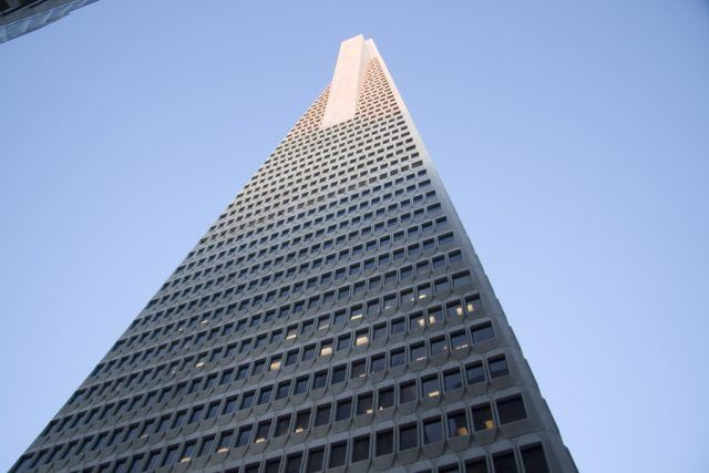 Transamerica Pyramid / William Pereira