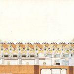 Küp Evler / Piet Blom görünüş