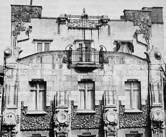 Botter Apartmanı - Raimondo D'Aronco