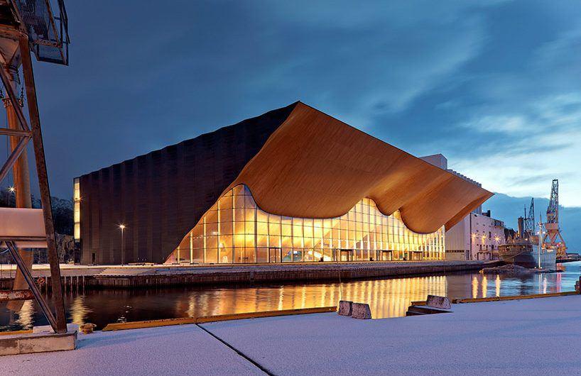 Kilden Performans Sanatları Merkezi - ALA Architects