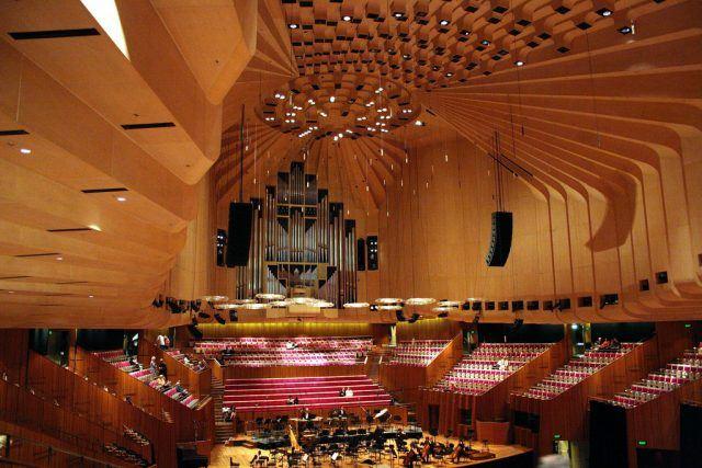 Sydney Opera Binası Jorn Utzon