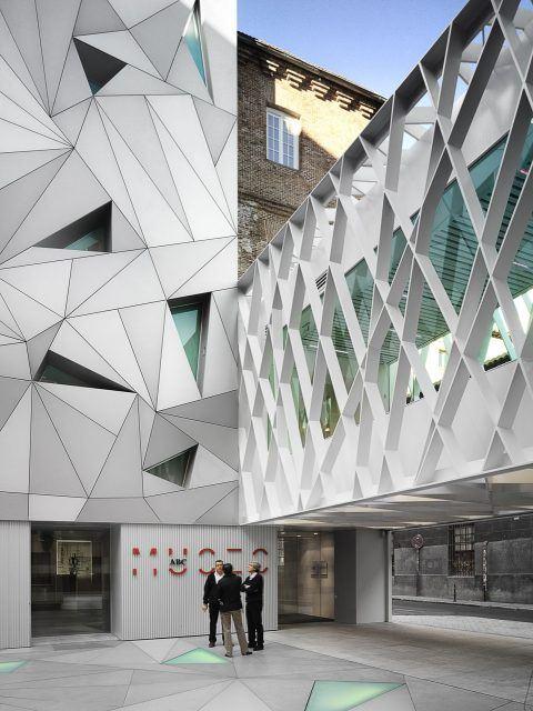 ABC Müzesi / Aranguren & Gallagos Architects