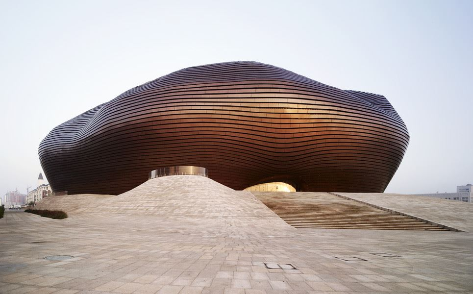 Ordos Müzesi / MAD Architects