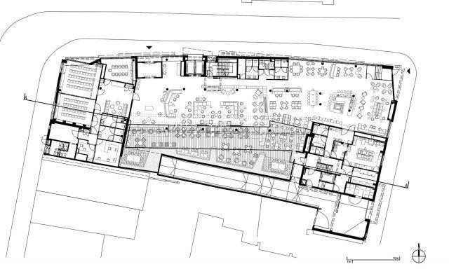 Puro Hotel - ASW Architecki plan