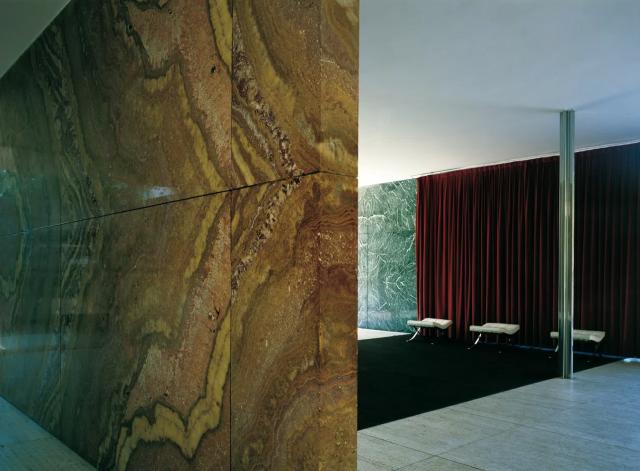 Barselona Pavyonu - Ludwig Mies van der Rohe