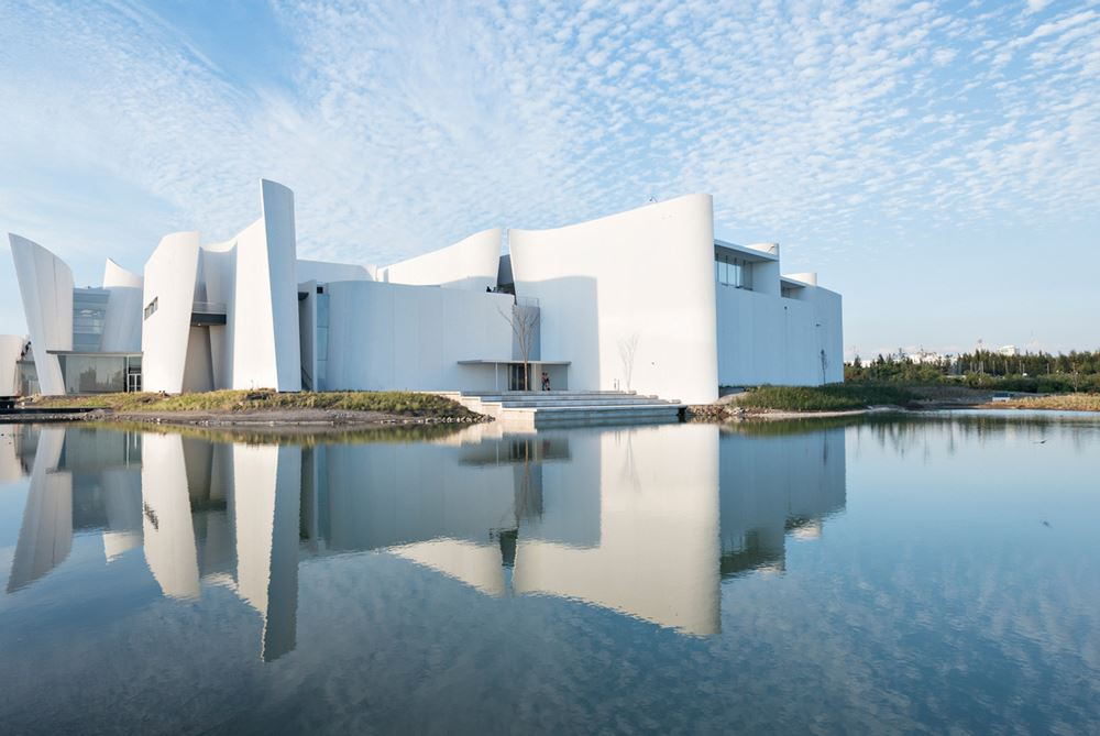 Museo Internacional del Barroco - Toyo Ito
