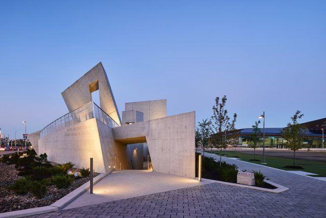 Kanada Soykırım Anıtı - Studio Libeskind