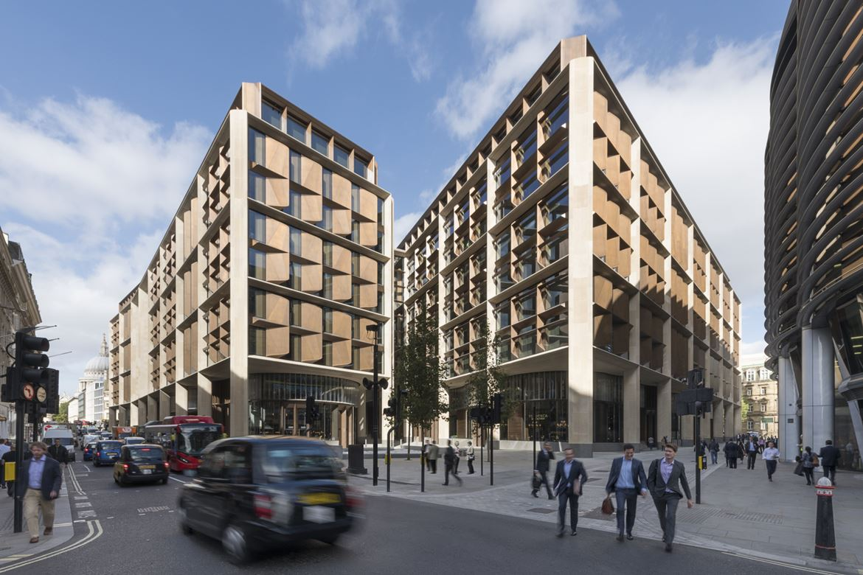 Bloomberg Merkez Binası - Foster + Partners