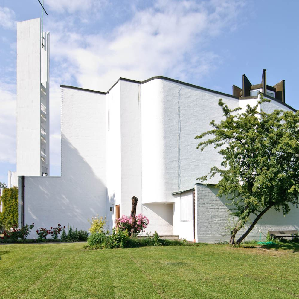 Heilig Geist Kilisesi - Alvar Aalto