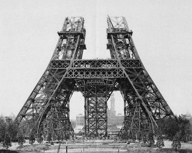 Eyfel Kulesi - Gustave Eiffel