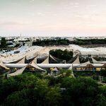 Wasit Doğal Koruma Alanı Ziyaretçi Merkezi - X Architects