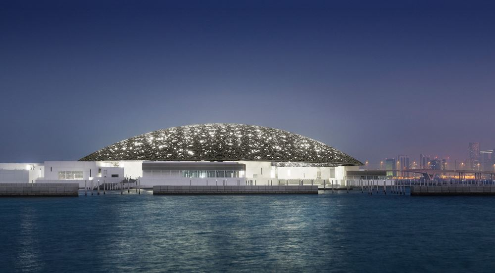 Louvre Abu Dhabi - Jean Novel