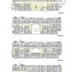 Paris Adalet Sarayı - Renzo Piano Building Workshop plan