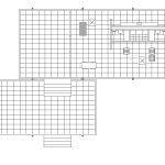 Farnsworth Evi / Mies Van der Rohe Plan