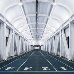 Tianjin Üniversitesi Spor Salonu - Atelier Li Xinggang