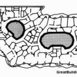 Casa Milà - Antoni Gaudi plan