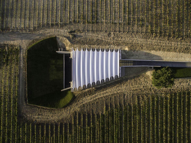 Chateau La Coste Sanat Galerisi / Renzo Piano