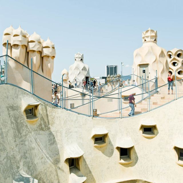 Casa Milà - Antoni Gaudi