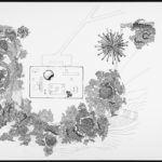 Cam Ev / Philip Johnson Plan