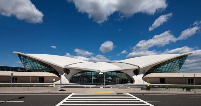 TWA Terminali / Eero Saarinen