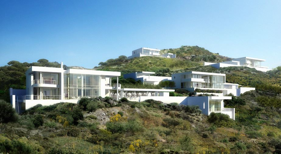 Bodrum Evleri / Richard Meier
