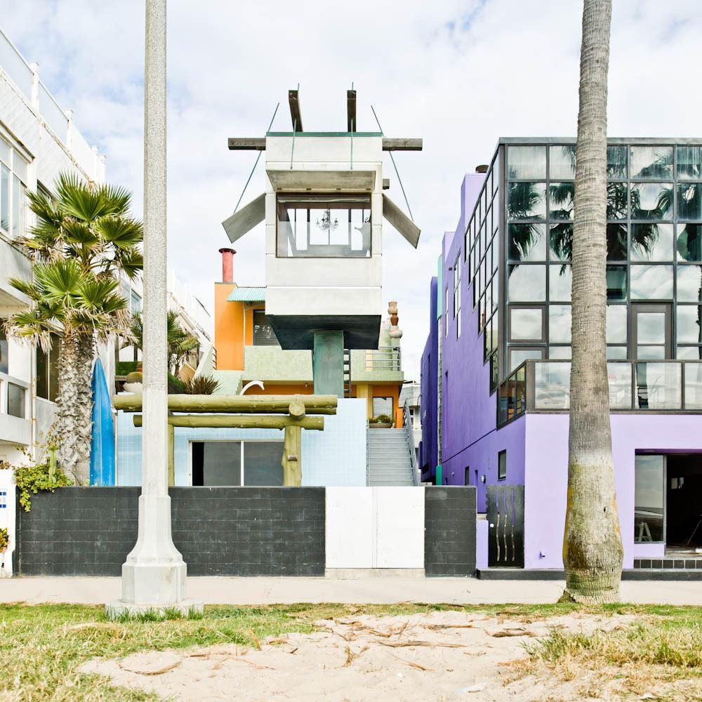 Norton Evi - Frank Gehry
