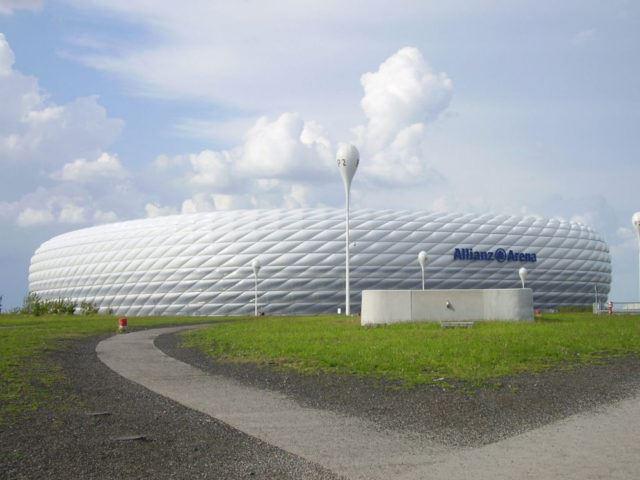 Allianz Arena - Herzog & de meuron