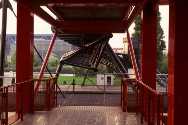 Parc de la Vilette / Bernard Tschumi