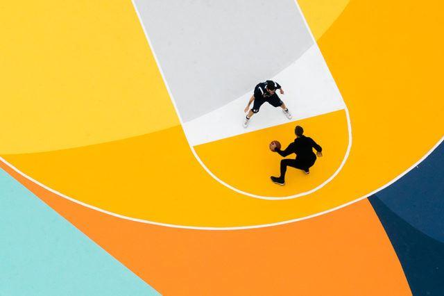 Basketbol Sahası / The Gummy Gue